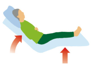 電動ベッド用ウレタンマットレス